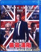 London Has Fallen (2016) (Blu-ray) (Hong Kong Version)