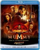 The Mummy: Tomb of the Dragon Emperor (Blu-ray) (Japan Version)
