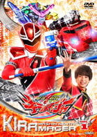 Mashin Sentai Kiramager Vol.1 (DVD) (Japan Version)