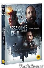 The Assassin's Code (DVD) (Korea Version)
