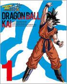 Dragon Ball Kai (Blu-ray) (Vol.1) (Japan Version)