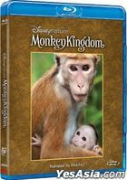 Disneynature: Monkey Kingdom (2015) (Blu-ray) (Hong Kong Version)