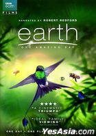 Earth: One Amazing Day (2017) (DVD) (US Version)
