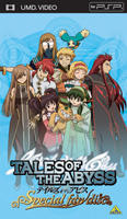 Tales of The Abyss - Special Fan Disc (UMD) (Japan Version)