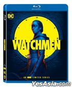 Watchmen (Blu-ray) (Ep. 1-9) (Season 1) (Hong Kong Version)