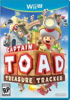 Captain Toad Treasure Tracker (Wii U) (US Version)