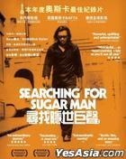 Searching For Sugar Man (2012) (DVD) (Hong Kong Version)