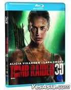 Tomb Raider (2018) (2D + 3D Blu-ray) (2-Disc) (Korea Version)
