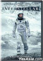 Interstellar (2014) (DVD) (No Subtitled) (US Version)
