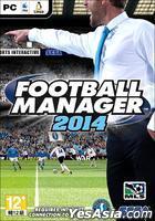 Football Manager 2014 (亚洲英文版)