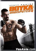 Boyka: Undisputed 4 (2016) (DVD) (US Version)