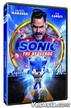 Sonic the Hedgehog (2020) (DVD) (US Version)