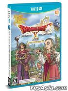 Dragon Quest X Nemureru Yuusha to Michibiki no Meiyuu Online (Wii U) (Japan Version)