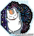 Natsume Yujincho : Kirie Series Accessory Stand Nyanko-sensei C Fireworks