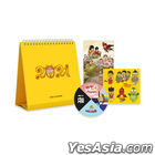 New Journey to the West 8 2021 Calendar Set