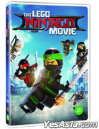 The LEGO Ninjago Movie (DVD) (Korea Version)
