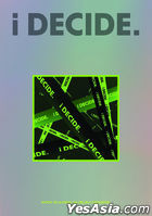 iKON Mini Album Vol. 3 - i DECIDE (Green Version)