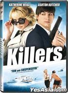 Killers (2010) (DVD) (US Version)