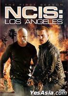 NCIS: Los Angeles (DVD) (The First Season) (Hong Kong Version)