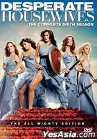 Desperate Housewives (DVD) (The Complete Sixth Season) (Hong Kong Version)