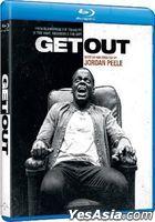 Get Out (2017) (Blu-ray) (Hong Kong Version)