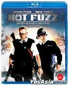 Hot Fuzz (Blu-ray) (Korea Version)