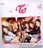 Twice Mini Album Vol. 1 - The Story Begins (CD + DVD) (Taiwan Version)