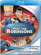 Meet The Robinsons (Blu-ray) (Hong Kong Version)