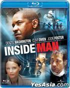 Inside Man (Blu-ray) (Hong Kong Version)