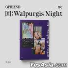 GFRIEND Vol. 3 - Walpurgis Night (My Girls Version) + Random Poster in Tube