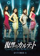 Band of Sisters (DVD) (Box  5)(Japan Version)