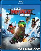 The LEGO Ninjago Movie (2017) (Blu-ray) (Hong Kong Version)