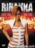 Rihanna: Good Girl, Bad Girl (2012) (DVD) (Taiwan Version)
