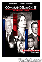 Commander in Chief (The Complete First Season) (DVD) (Korea Version)