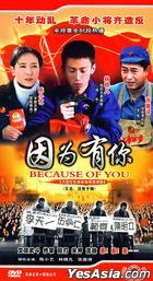 Because Of You (H-DVD) (End) (China Version)