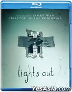 Lights Out (2016) (Blu-ray) (US Version)
