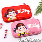 Peko Multi Cosmetics Pouch (Pink)