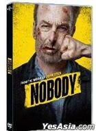Nobody (2021) (DVD) (Hong Kong Version)