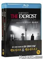The Exorcist (Blu-ray) (Double Pack) (Limited Edition) (Korea Version)