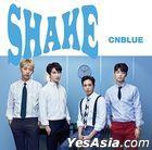 SHAKE [TYPE A] (SINGLE+DVD) (First Press Limited Edition) (Taiwan Version)