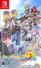 Rune Factory 5 (Normal Edition) (Japan Version)