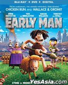 Early Man (2018) (Blu-ray + DVD + Digital) (US Version)