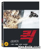 Quick (Blu-ray) (First Press Limited Edition) (Korea Version)