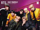 FACE YOURSELF [Type B] (ALBUM+DVD] (First Press Limited Edition) (Japan Version)