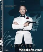 Spectre (2015) (Blu-ray) (Hong Kong Version)
