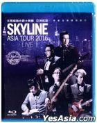 2016 Skyline Asia Tour Live (Blu-ray)