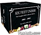 Six Feet Under 1-5 : The Complete Season (DVD Collector's Edition) (Taiwan Version)