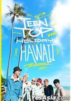 TEEN TOP HOLIDAY IN HAWAII Photobook (First Press Limited Edition)