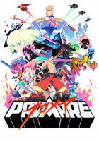 Promare (Blu-ray) (Normal Edition) (Japan Version)