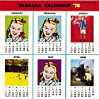 Niagara Calendar 30th Anniversary Edition (Japan Version)